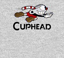 Cuphead with logo Unisex T-Shirt