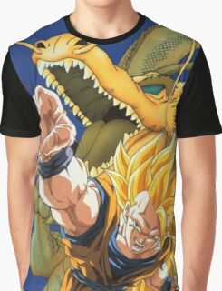 dbz Graphic T-Shirt