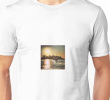 Boston's Beautiful Sky - by momma Unisex T-Shirt
