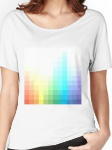 Rainbow's Edge Women's Relaxed Fit T-Shirt