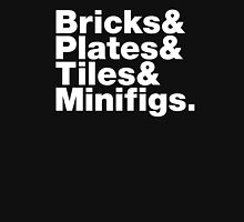 Brick Steez: Bricks&... (On Dark Colors) Classic T-Shirt