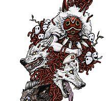 Boar Spirit by Squishysquid