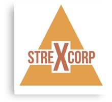 StrexCorp Logo (New) Canvas Print