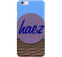 Haez; Summer iPhone Case/Skin