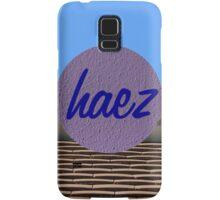 Haez; Summer Samsung Galaxy Case/Skin