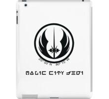 Magic City JEDI  iPad Case/Skin