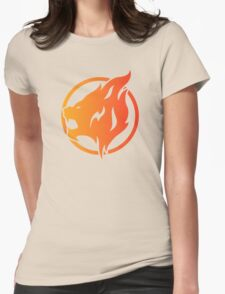 Xbox Beastfire Womens Fitted T-Shirt