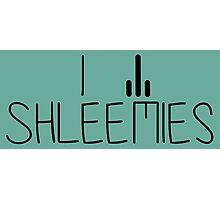 Shleemies - Rick and Morty Photographic Print