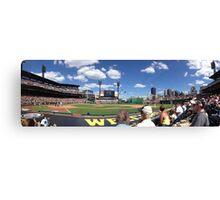 PNC Park Panorama Canvas Print
