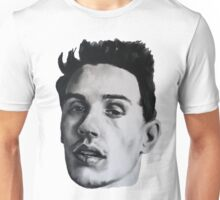 JAMES FRANCO DRAWING Unisex T-Shirt