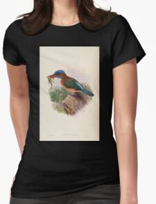 Birds of Asia John Gould 1883 V1 V7 040 Actrnoides Hombroni T-Shirt