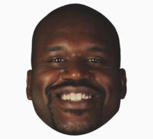 NBA Heads - Shaq by zaknorris5