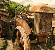 Fordson by V1mage
