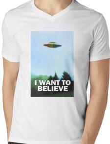 Gay Aliens Mens V-Neck T-Shirt