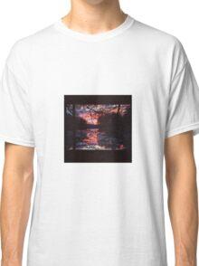 White Mountains Sunrise Classic T-Shirt