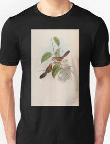 Birds of Asia John Gould 1883 V1 V7 222 Suthora Webbiana T-Shirt