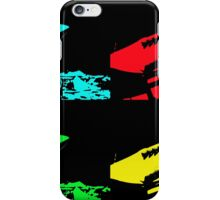 Pop Art Spitfire iPhone Case/Skin