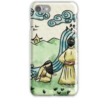 Chinese Woman 01 iPhone Case/Skin