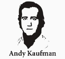 Andy Kaufman by popculture