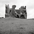 Ballycarberry Castle by Milo Denison