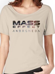 Mass effect - Andromeda  Women's Relaxed Fit T-Shirt