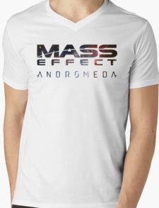 Mass effect - Andromeda  Mens V-Neck T-Shirt