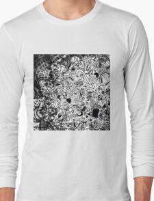 graffiti  Long Sleeve T-Shirt