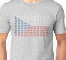 Bike Flag Czech Republic (Small) Unisex T-Shirt