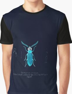 Aid to the identification of insects Charles Owen Waterhouse 1890 V1 V2 073 Genecerus Cervinus Egypt Inverted Graphic T-Shirt