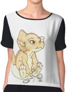 The Land Before Time: Baby Cera Chiffon Top