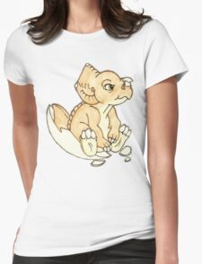 The Land Before Time: Baby Cera Womens Fitted T-Shirt