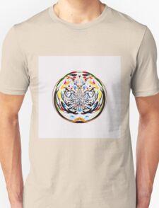 Marble globe Unisex T-Shirt