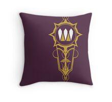 the Awoken Queen's Banner Throw Pillow