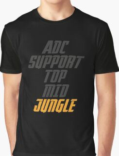 Forever Jungle Graphic T-Shirt