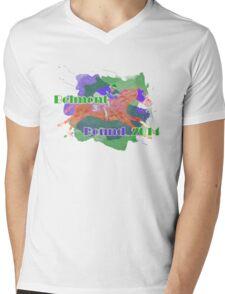 Belmont Bound 2014 Mens V-Neck T-Shirt