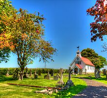 Southrey Church by Jonathan Cox