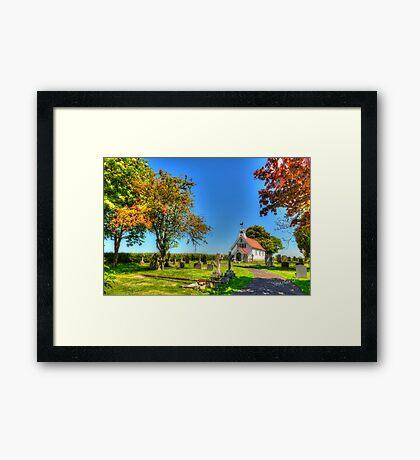 Southrey Church Framed Print