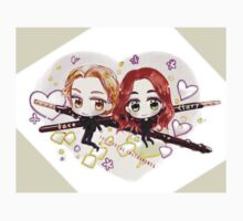 Mortal Instruments - Clary and Jace by bekkii24