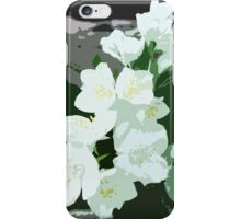 Jasmine flower iPhone Case/Skin