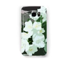 Jasmine flower Samsung Galaxy Case/Skin