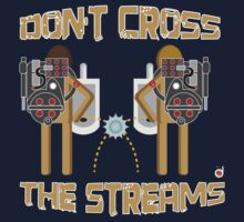 Don't cross the streams Kids Clothes