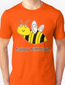 Bumble Bee Birthday T-Shirt