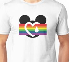 Support for the victims of the horrific shooting at Orlando's Pulse Nightclub.  Unisex T-Shirt