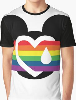 Support for the victims of the horrific shooting at Orlando's Pulse Nightclub.  Graphic T-Shirt