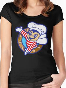 Bumble Bee Tuna Women's Fitted Scoop T-Shirt