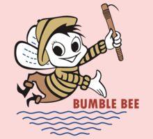 Bumble Bee Tuna One Piece - Short Sleeve