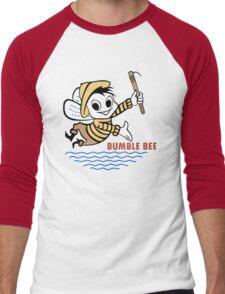 Bumble Bee Tuna Men's Baseball ¾ T-Shirt