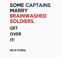 SOME CAPTAINS MARRY BRAINWASHED SOLDIERS Tank Top