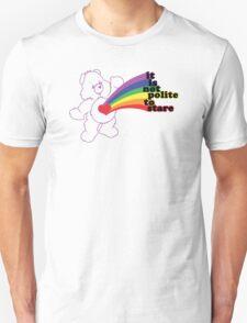 Stare Bear Unisex T-Shirt