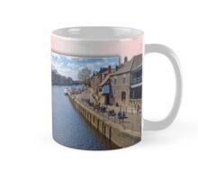 York. The River Ouse double take. Mug
